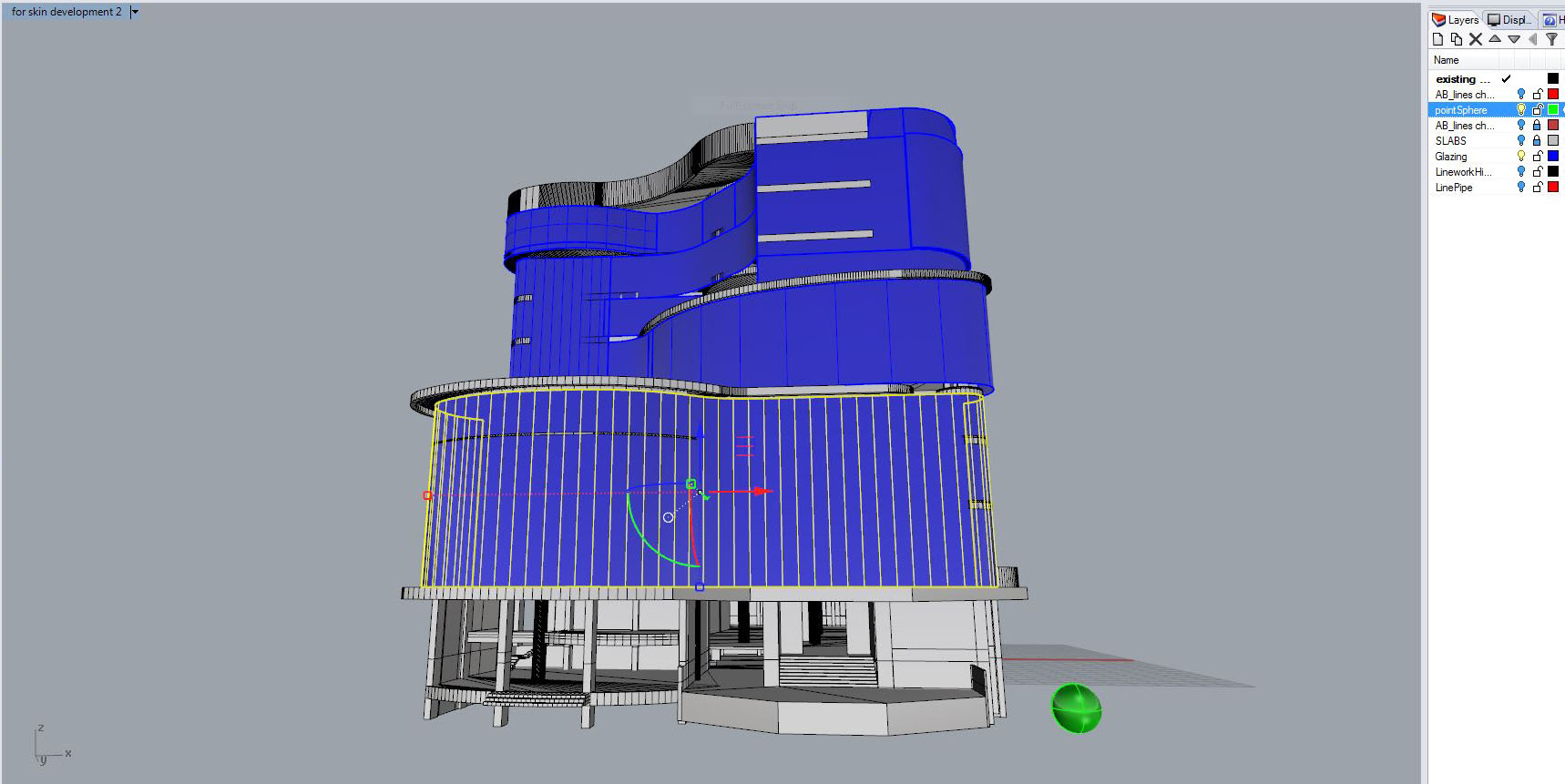 Ranchi Mall - Individual Facade Analysis